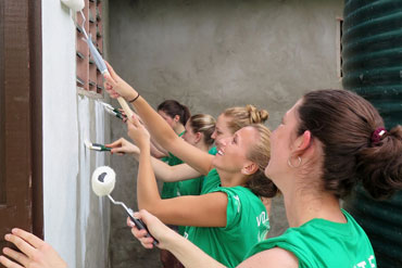 community service programs in the United States and beyond.