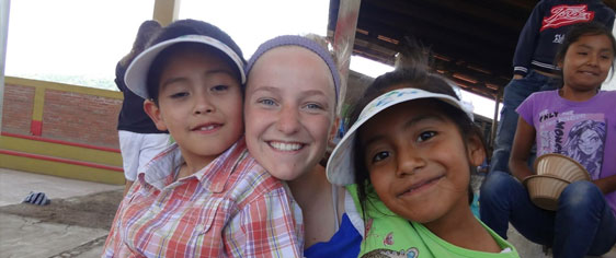 Summer Community Service in Central America