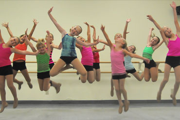 dance and ballet summer programs
