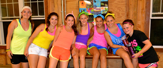 Girls Summer Camps From The Summer Lady