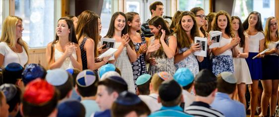 Boys & girls Jewish Summer Camps