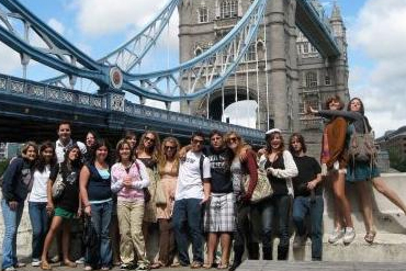 Teen Travel Camps London England