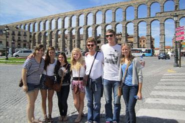 Teen Travel Programs to Europe