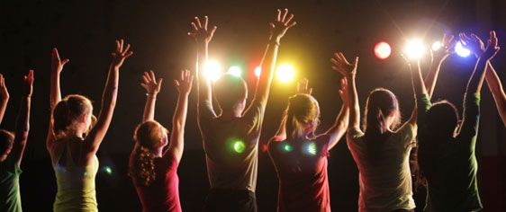 Theatre Camps and visual arts programs